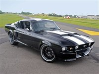 Picture of 1967 Ford Mustang Shelby GT350, exterior
