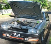 Picture of 1983 Ford Falcon, engine