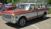 1973 Chevrolet C/K 20 Overview
