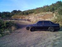 1990 Volkswagen Jetta Carat, 1990 Volkswagen Jetta 4 Dr Carat Sedan picture, exterior