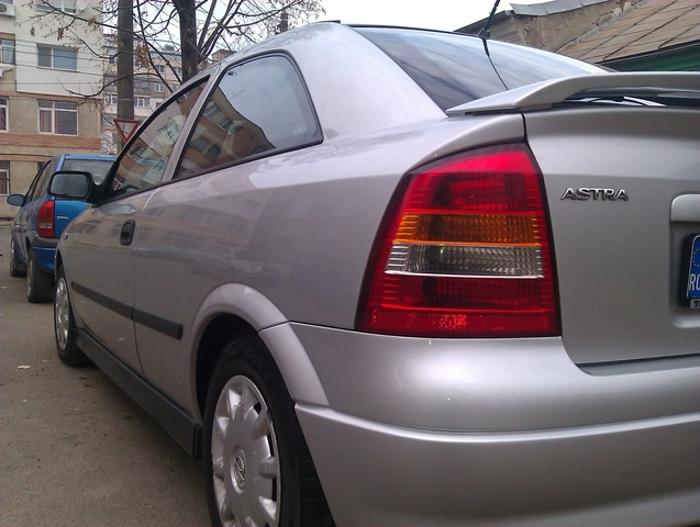 Picture of 2004 Opel Astra, exterior