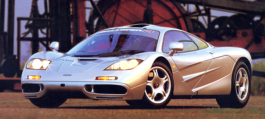 1992 McLaren F1 - Overview - CarGurus