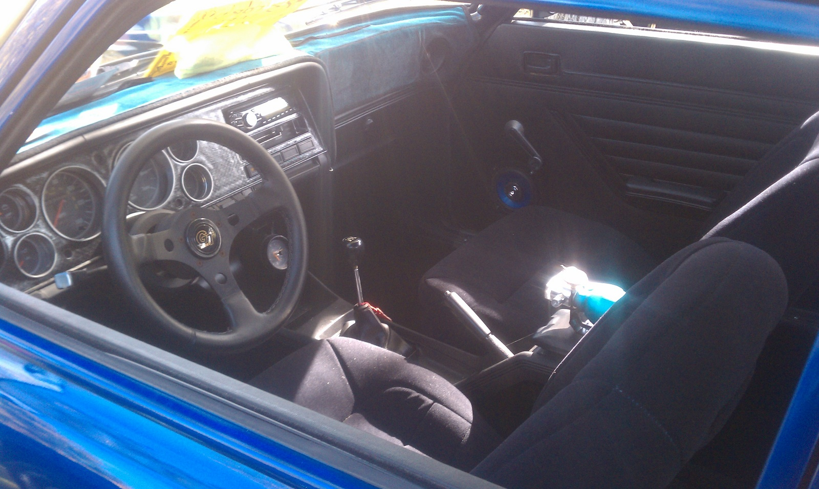 Picture of 1973 Mercury Capri, interior