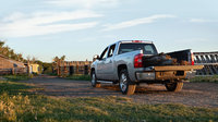 2012 Chevrolet Silverado 1500, exterior rear quarter and cargo, exterior, manufacturer