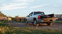 2012 Chevrolet Silverado 1500, exterior rear quarter and cargo, manufacturer, exterior