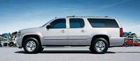 2012 Chevrolet Suburban, exterior side view, exterior, manufacturer