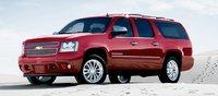 2012 Chevrolet Suburban, exterior front quarter, exterior, manufacturer