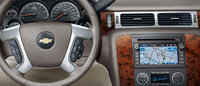 2012 Chevrolet Suburban, interior steering and navigation, manufacturer, interior