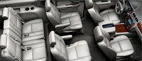 2012 Chevrolet Suburban, interior top view, interior, manufacturer