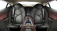 2012 Fisker Karma, interior rear, manufacturer, interior