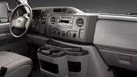 2012 Ford E-Series Van, interior drivers, manufacturer, interior