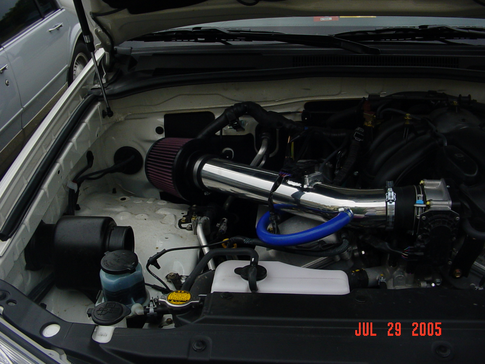 Toyota 4Runner Questions   Has Anyone Installed A Cold Air Intake With Good  Results On Improved F...   CarGurus