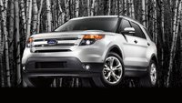 2012 Ford Explorer Picture Gallery