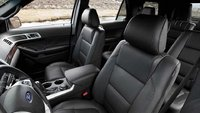 2012 Ford Explorer, interior front view, interior, manufacturer