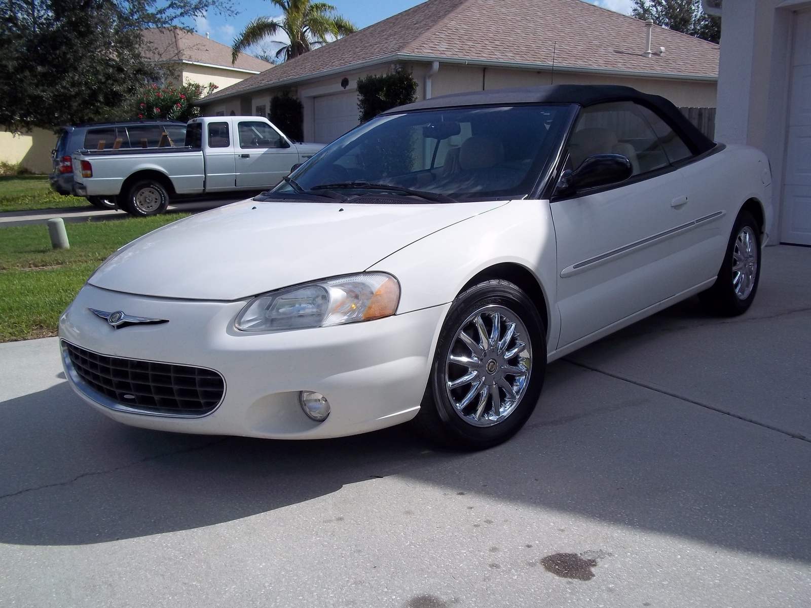 2000 Moreover 2002 Chrysler Sebring Limited Convertible Pictures T3991