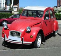 1990 Citroen 2CV Overview