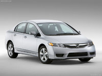 2010 Honda Civic LX, 2009 Honda civic, exterior, gallery_worthy