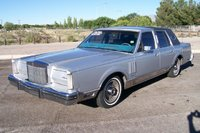 1983 Lincoln Continental Overview