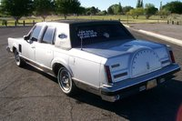 1983 Lincoln Continental Picture Gallery