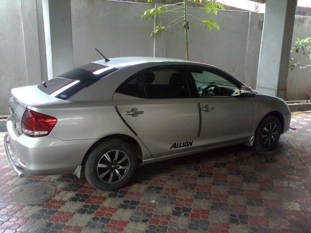 Picture of 2003 Toyota Allion, exterior, gallery_worthy