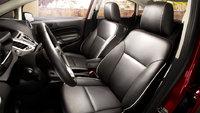 2012 Ford Fiesta, interior front , interior, manufacturer