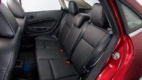 2012 Ford Fiesta, interior rear , interior, manufacturer