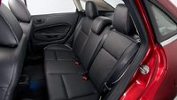 2012 Ford Fiesta, interior rear , interior, manufacturer