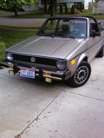 1983 Volkswagen Rabbit