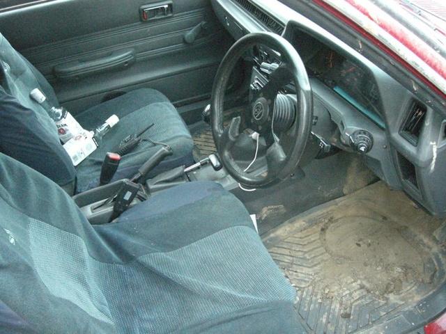 Picture of 1992 Subaru Brumby, interior, gallery_worthy