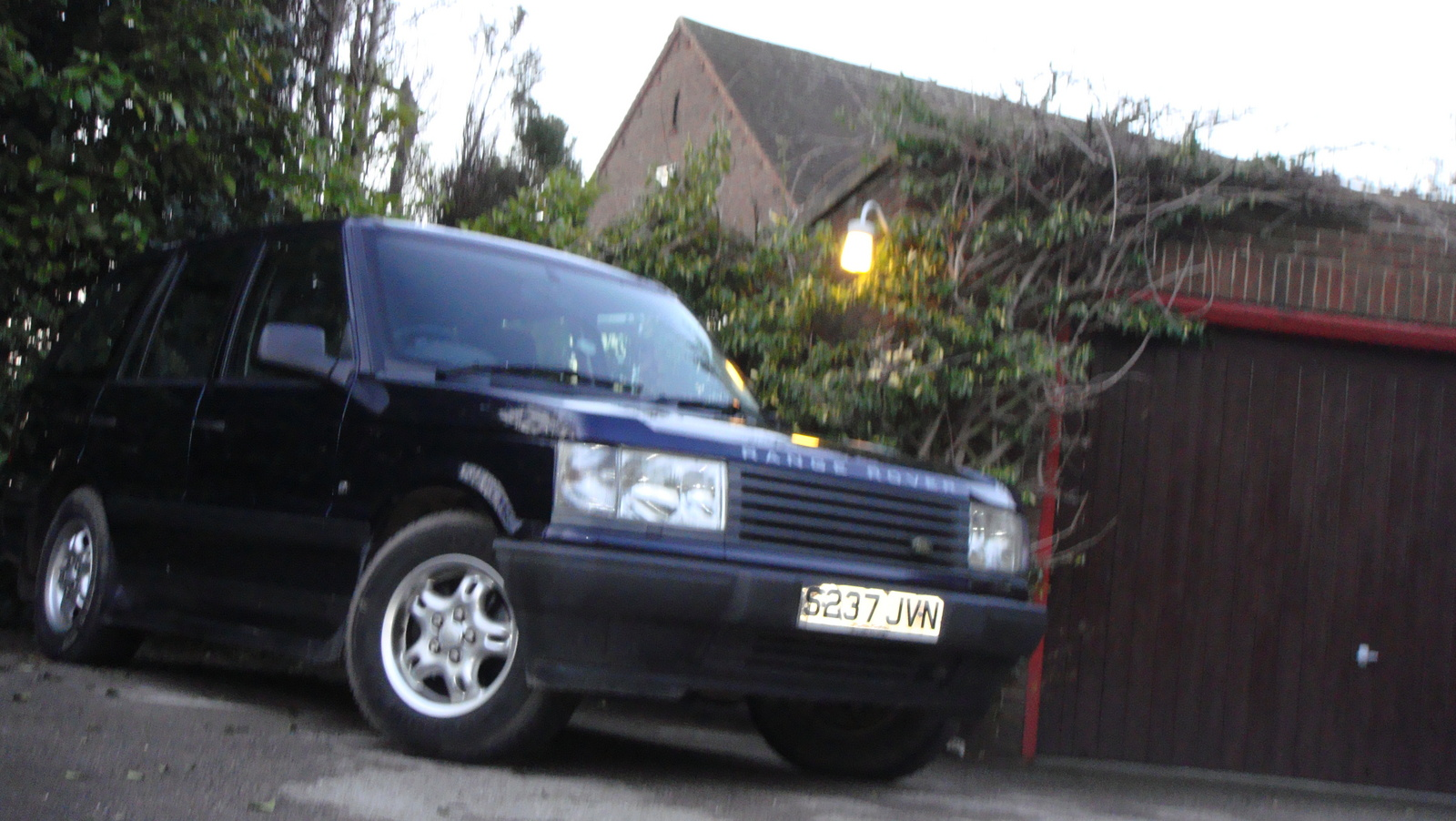 1998 Land Rover Range Rover picture