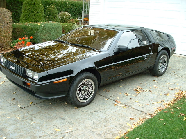 Picture of 1983 Delorean DMC-12, exterior, gallery_worthy