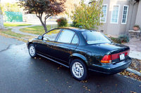 Picture of 1998 Saturn S-Series 4 Dr SL2 Sedan, exterior, gallery_worthy