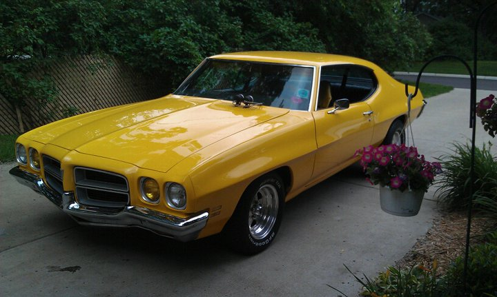 1972 pontiac le mans - photo #19