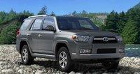 2012 Toyota 4Runner, Front quarter view. , exterior, manufacturer