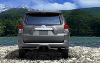 2012 Toyota 4Runner, Back quarter view. , manufacturer, exterior