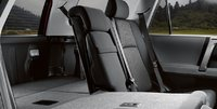 2012 Toyota 4Runner, Fold down back seat. , interior, manufacturer