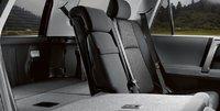 2012 Toyota 4Runner, Fold down back seat. , interior, manufacturer