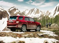 2012 Toyota 4Runner, Back quarter view. , exterior, manufacturer