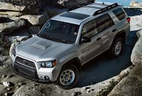 2012 Toyota 4Runner, Front quarter view. , exterior, manufacturer, gallery_worthy