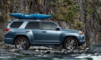 2012 Toyota 4Runner, Side View., exterior, manufacturer, gallery_worthy
