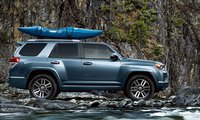 2012 Toyota 4Runner, Side View., manufacturer, exterior
