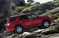 2012 Toyota 4Runner, Side View. , manufacturer, exterior