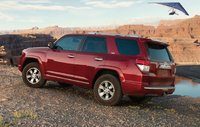 2012 Toyota 4Runner, Back quarter view. , exterior, manufacturer, gallery_worthy