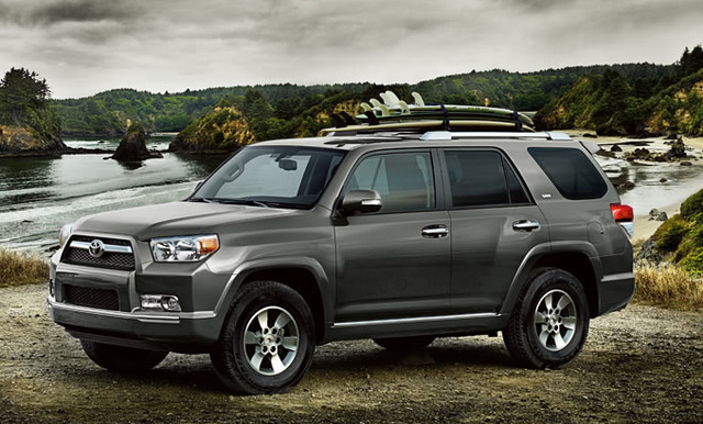 2012 toyota 4runner overview cargurus. Black Bedroom Furniture Sets. Home Design Ideas