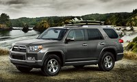 2012 Toyota 4Runner Overview