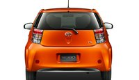 2012 Scion iQ, Back View. , exterior, manufacturer, gallery_worthy