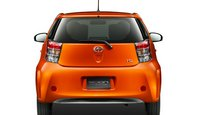 2012 Scion iQ, Back View. , manufacturer, exterior