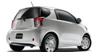 2012 Scion iQ, Back quarter view. , exterior, manufacturer