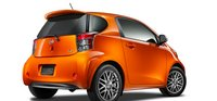2012 Scion iQ, Back quarter view. , manufacturer, exterior