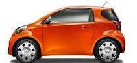 2012 Scion iQ, Side View. , exterior, manufacturer